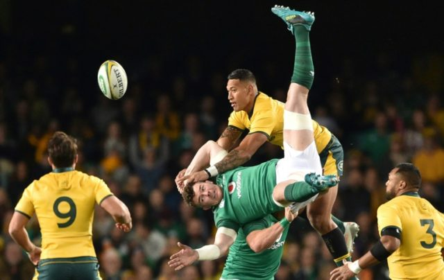 Rugby Australia appeal Folau one-match ban