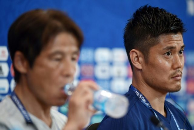 Vote of confidence for Japan keeper Eiji Kawashima
