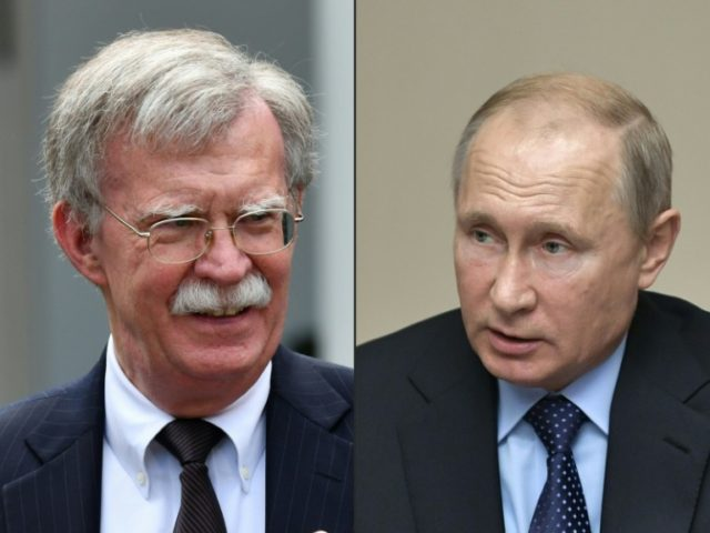 Russian President Vladimir Putin will host US National Security Advisor John Bolton for talks aimed at laying the groundwork for a summit between the Kremlin chief and Donald Trump