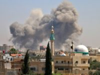 Air raids force hospitals to shut in south Syria: monitor