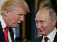 There has been a lot of speculation about a summit between Donald Trump and Vladimir Putin, seen here in November
