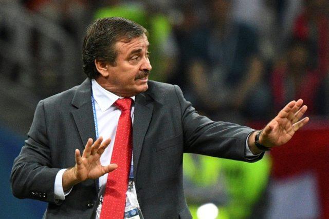 Costa Rica coach Oscar Ramirez returning home to an uncertain future