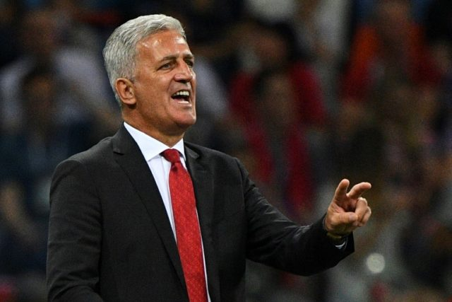 Switzerland coach Vladimir Petkovic says main goal was to qualify