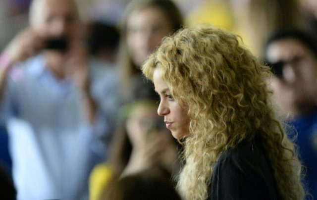 CColombian singer Shakira pictured, seen here in Rio de Janeiro in June 2013, is a UNICEF goodwill ambassador and has frequently spoken out against racism