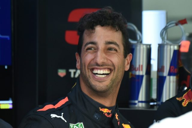 Australian driver Daniel Ricciardo may have no option but to stay at Red Bull