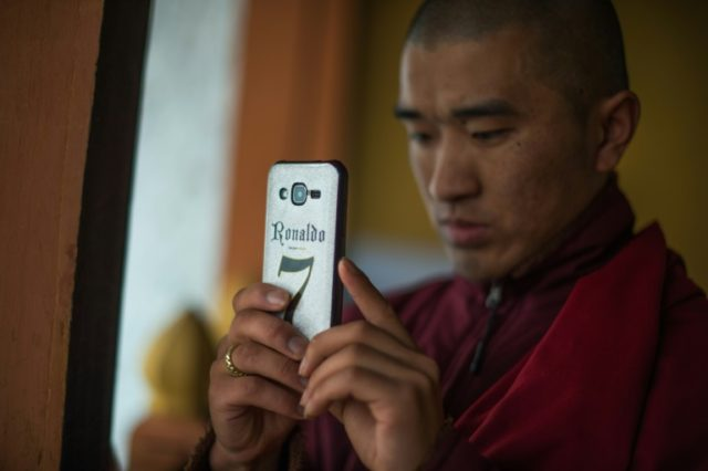 Buddhist sermon? There's an app for that