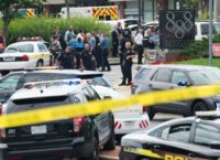 At least five dead in Annapolis newsroom shooting