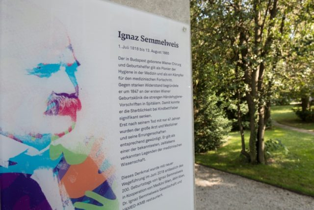 With his 200th birthday approaching, the life-saving work of Hungarian obstetrician Ignaz Semmelweis is finally getting its due