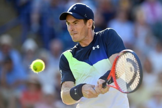 Andy Murray will face Benoit Paire in the Wimbeldon first round