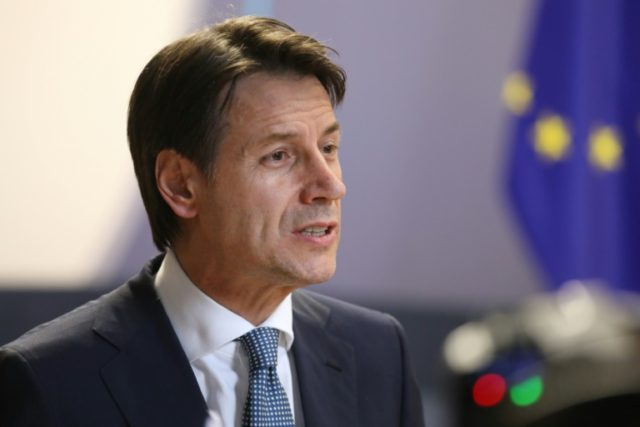Italian Prime Minister Giuseppe Conte had vetoed joint conclusions for the entire agenda until his demands were finally met