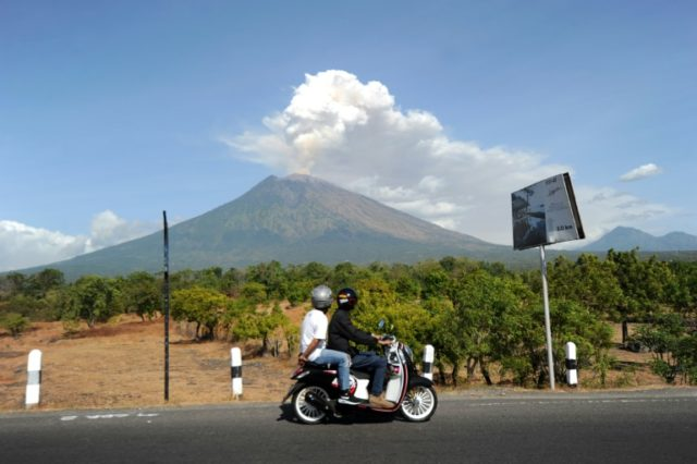 Bali reopens airport after volcano eruption strands thousands of tourists