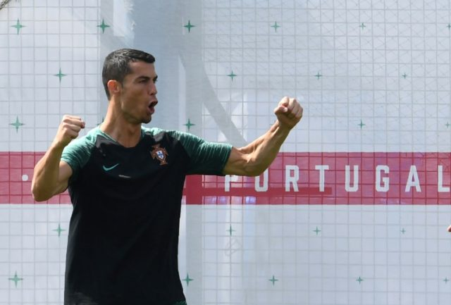 Cristiano Ronaldo is returning to the ground where he scored a hat-trick against Spain in the group stage