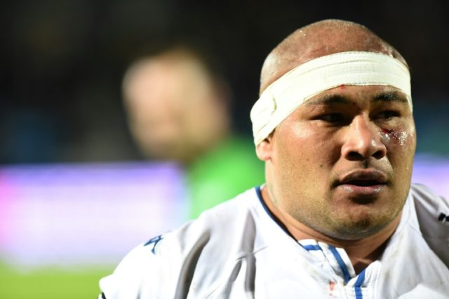 Grenoble's Tongan prop Sona Taumalolo has been forced to retire at 36 because of spinal damage.