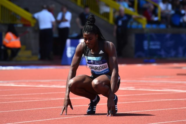 Britain's Christine Ohuruogu retires