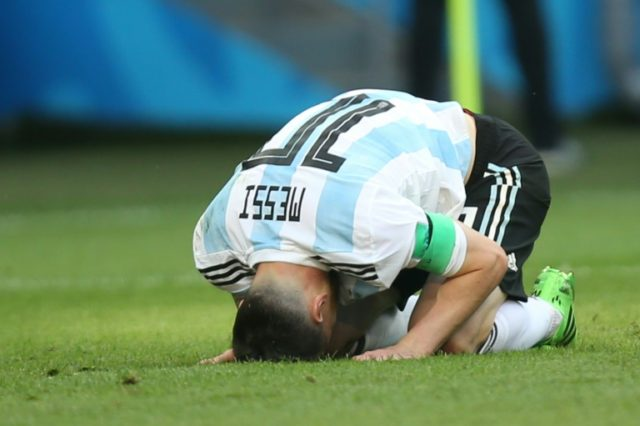 Another day to forget: Lionel Messi's last chance to win a World Cup may have gone
