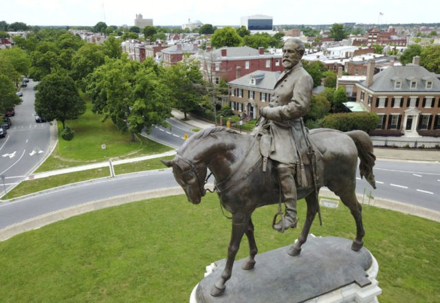 Report: 110 Confederate monuments removed in US since 2015