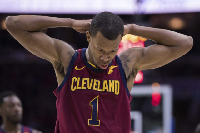 The Latest: Cavs may turn to Hood, Warriors know him well
