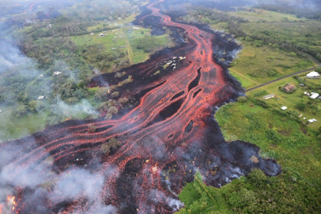 Hawaii volcano gives experts clues to boost science