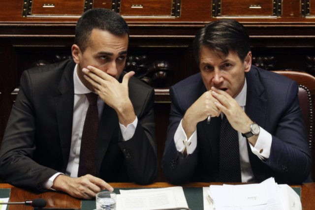 Italy's new populist government wins 2nd confidence vote