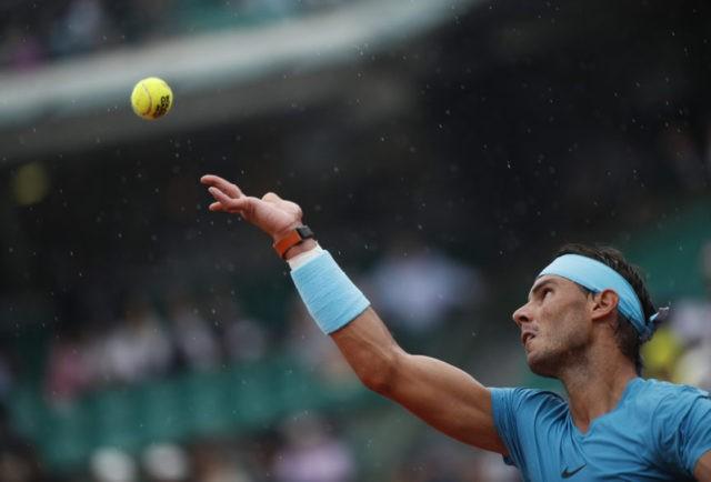 Nadal resumes French QF; Halep-Muguruza, Stephens-Keys in SF