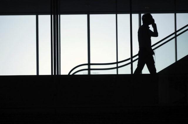 Japan's economy shrank in first quarter on weak spending