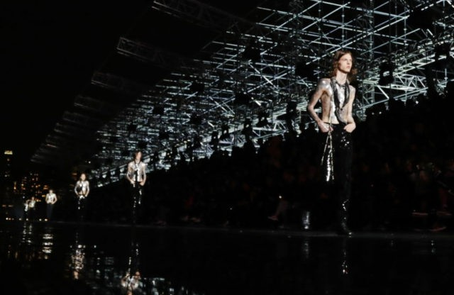 French fashion powerhouse Saint Laurent takes New Jersey