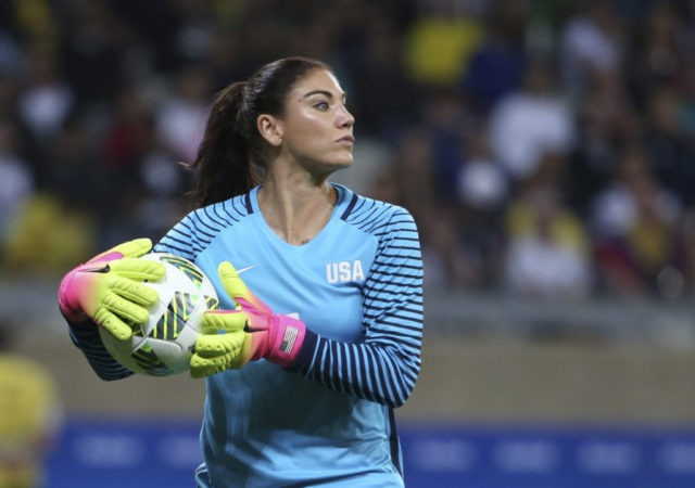 AP Interview: Hope Solo says don't vote for US World Cup bid