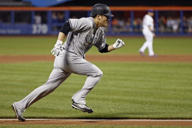 Gardner homer leads Yanks over Mets 4-1 as Tanaka gets hurt
