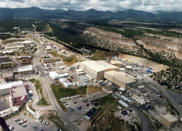 New $2.5B contract awarded to manage nuclear weapons lab