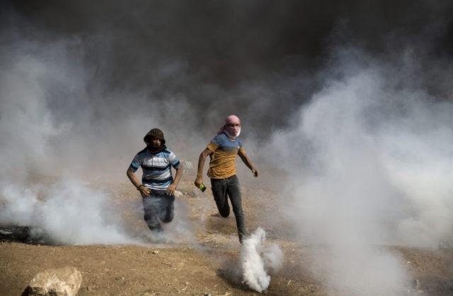 Palestinians killed in protest near Gaza-Israeli border