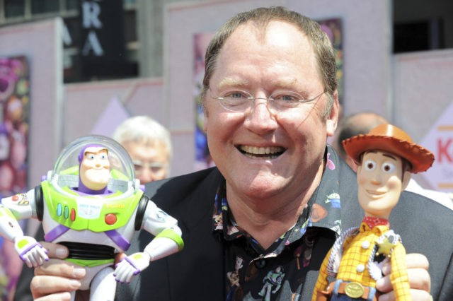 Lasseter, Pixar co-founder, to step down at end of year
