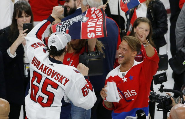 Trump expects to welcome the Capitals to the White House