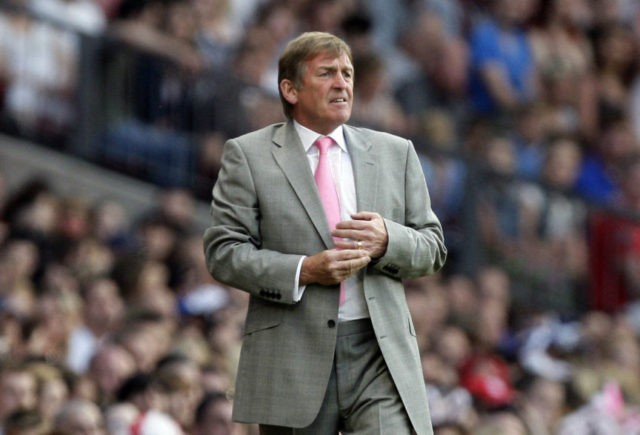 Ex-Liverpool player, manager Kenny Dalglish knighted