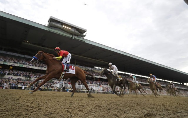 Justifiable! Racing gets 13th Triple Crown with Justify