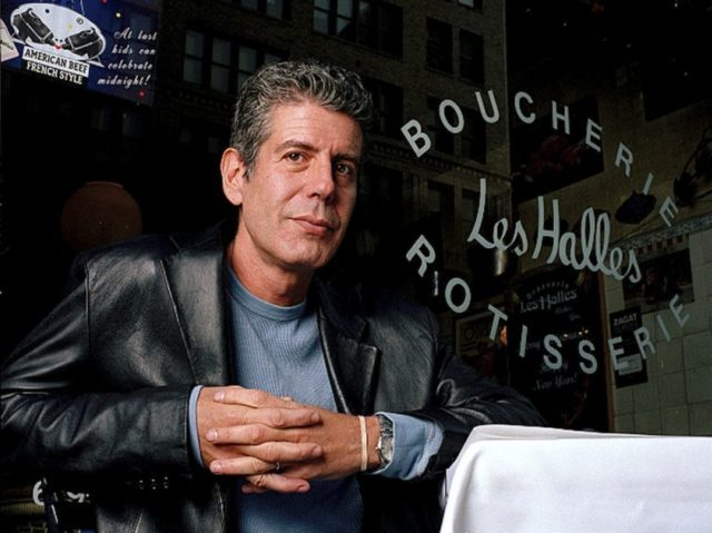 Bourdain 'cremated' in France