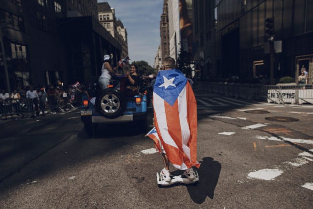 Puerto Rican Day Parade to shine light on hurricane struggle