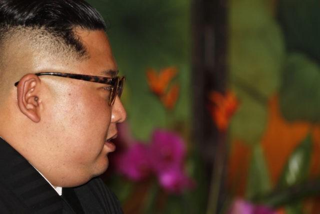 Kim Jong Un, Lee Hsien Loong