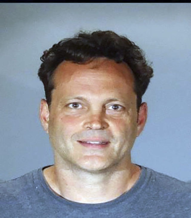 Vince Vaughn DUI bust caught on officers' body cameras