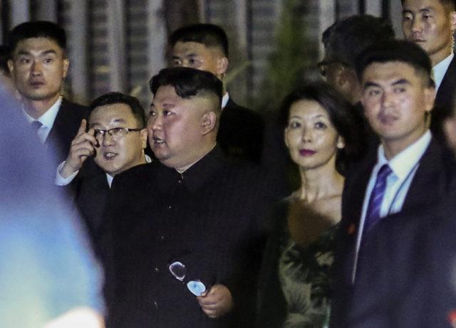 Kim takes night tour of Singapore ahead of summit with Trump