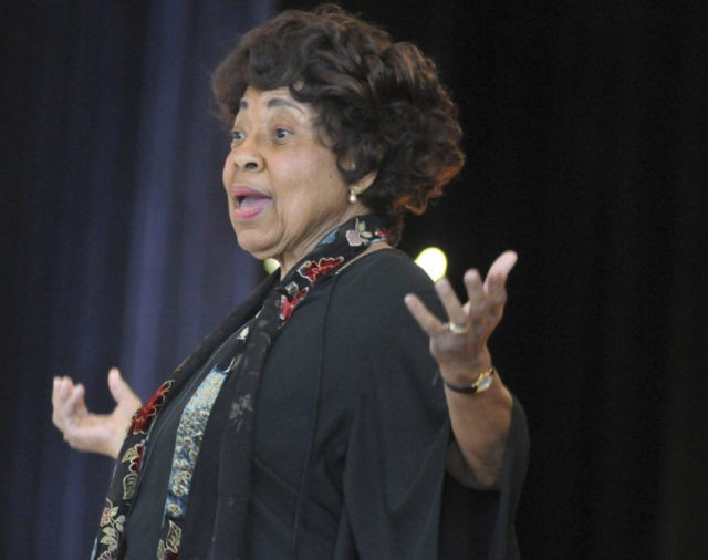 Dorothy Cotton, civil rights pioneer and MLK colleague, dies