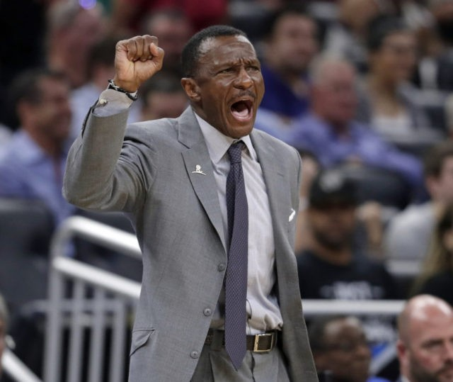 Pistons land ex-Raptors coach Dwane Casey with 5-year deal