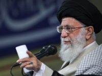 Iranian Ayatollah: Trump's 'Ugly and Hateful Face' Is 'Typical of American Statesmen'