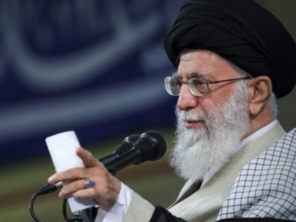 Khamenei: Iran Will Not 'Give In and Retreat' from 'Cruel' U.S. Sanctions and 'Insults'