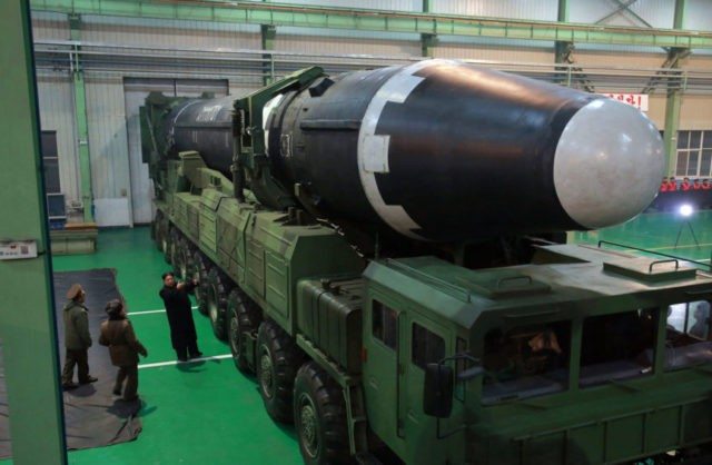 Kim Jong Un could give up ICBMs but keep some nuclear forces