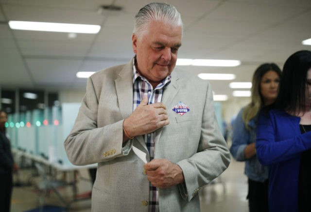 Democrat settle bruising primary for Nevada governor