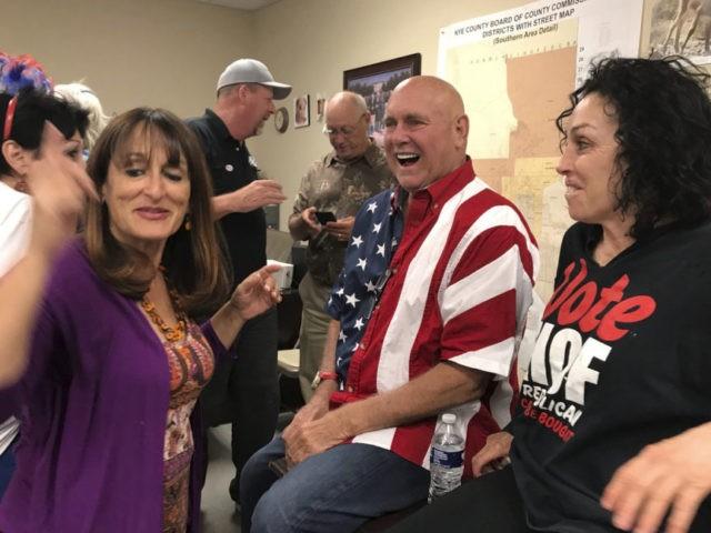 Nevada pimp wins GOP primary, rejoices with Hollywood madam