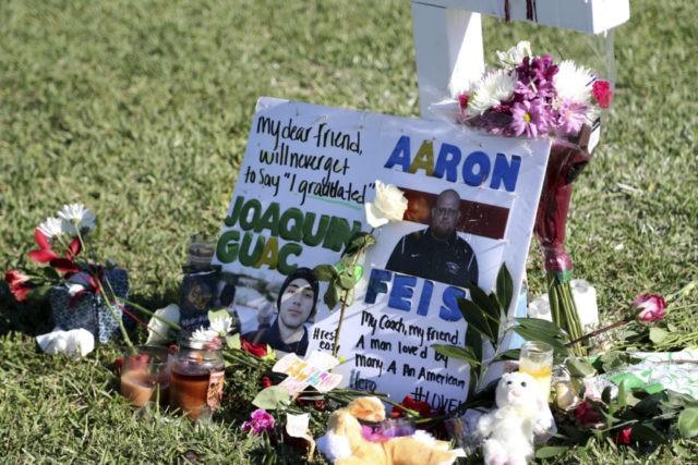 Coaches killed in Florida shooting to receive ESPY awards