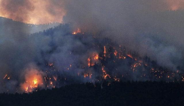 Wildfires destroy Utah homes, prompt Colorado evacuations
