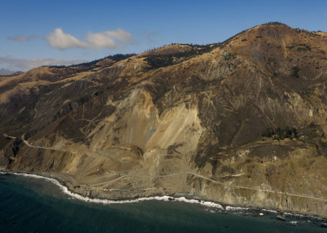California eyes July for reopening iconic Highway 1 stretch