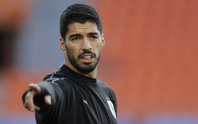 Uruguay forward Luis Suarez seeks redemption at World Cup